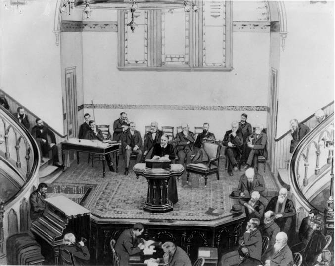 Ellen-White-Speaking-at-the-1901-General-Conference-Session